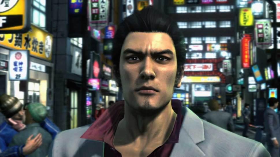 Resultado de imagen de Yakuza game