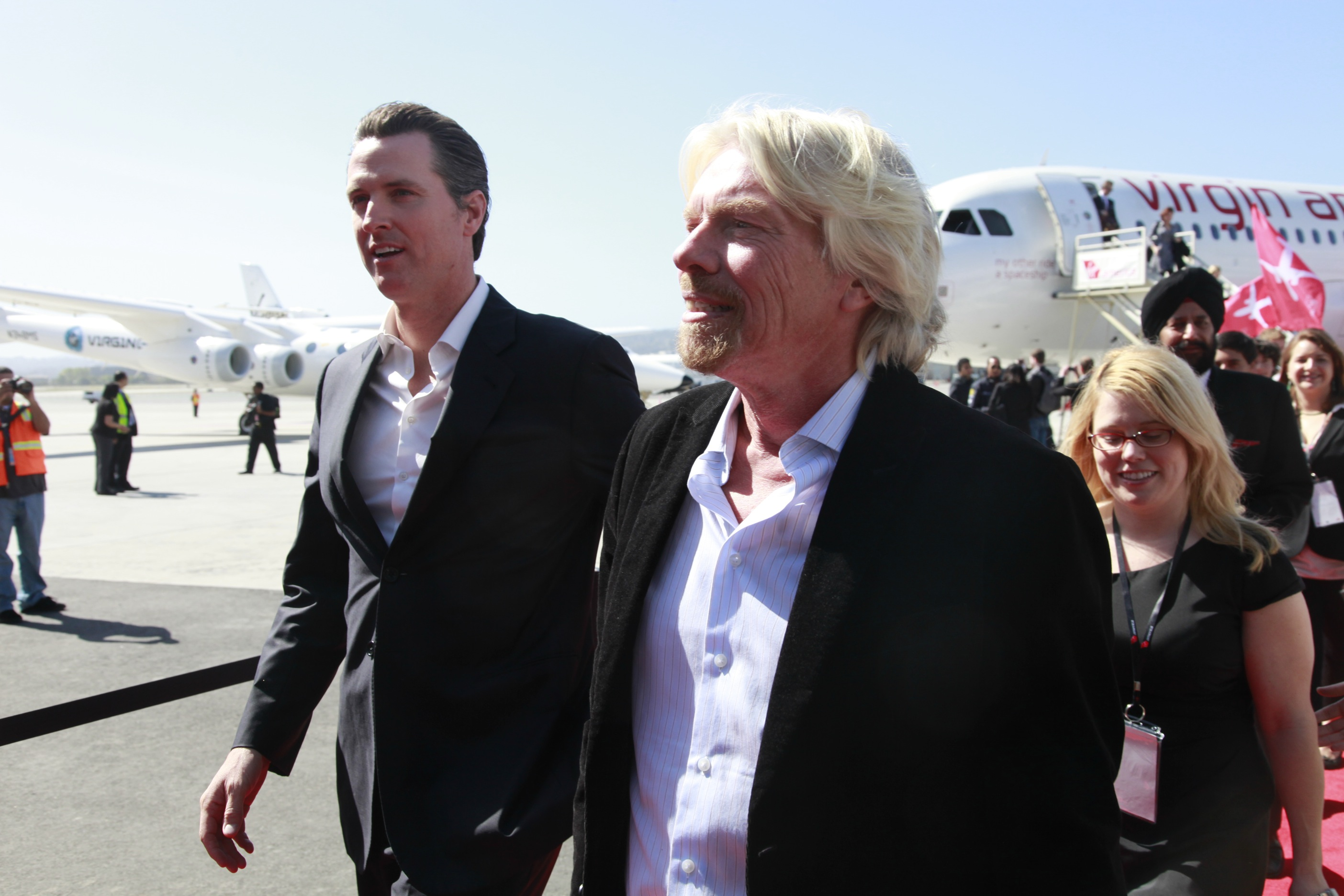 sir virgin I caught up with sir richard branson, as he was releasing his latest book, the virgin way: everything i know about leadership branson is an international entrepreneur, adventurer, icon, and the.