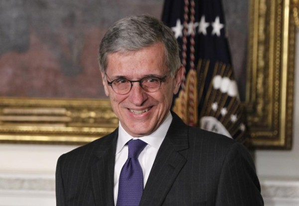 Tom Wheeler, head of the US Federal Communication Commission. (REUTERS/JASON REED)