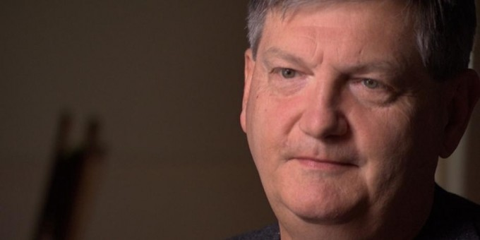 James Risen, of the New York Times.