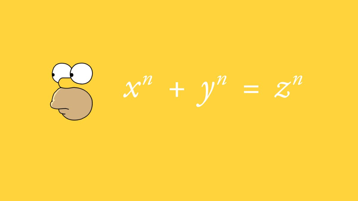 Homer's Last Theorem | Boing Boing