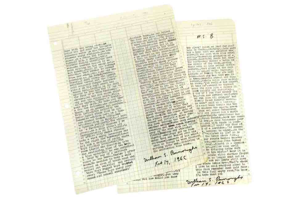 BH-526 - WILLIAM BURROUGHS- WEBS SLIDES2