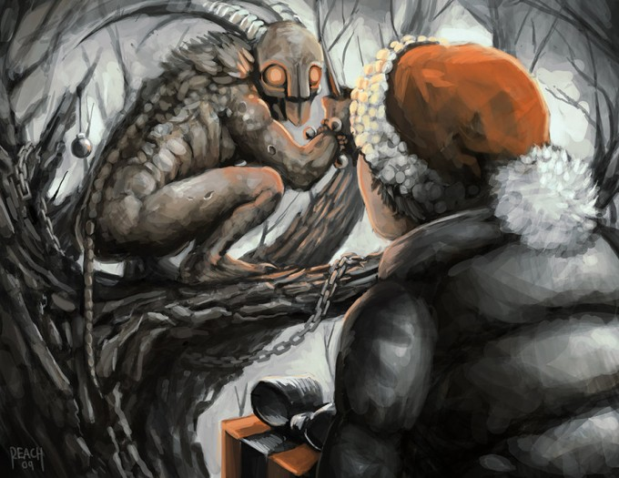 Gift_for_Krampus_by_UnderneathEverything