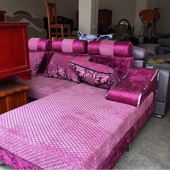 Tricia Wang sofa