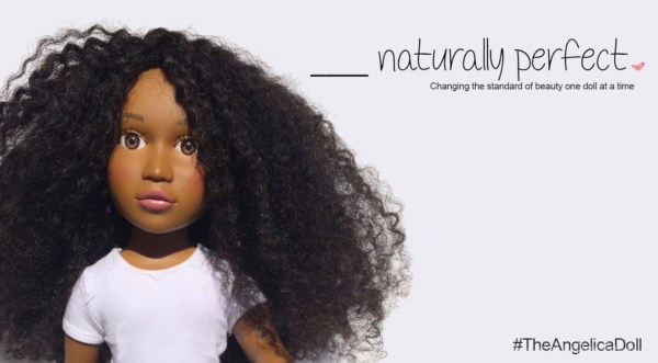 Help Kickstart this awesome doll with styleable natural ...