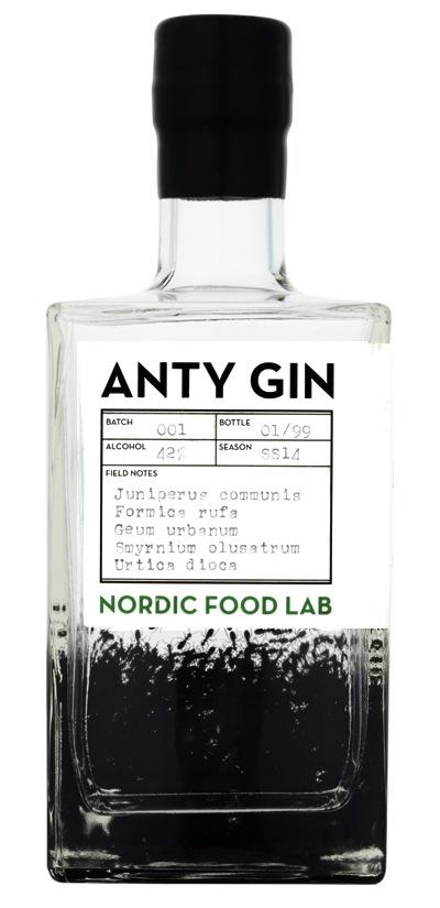 Anty-bottle