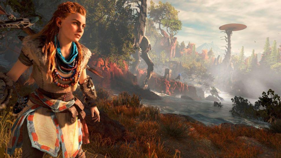From Guerilla Games' Horizon Zero Dawn