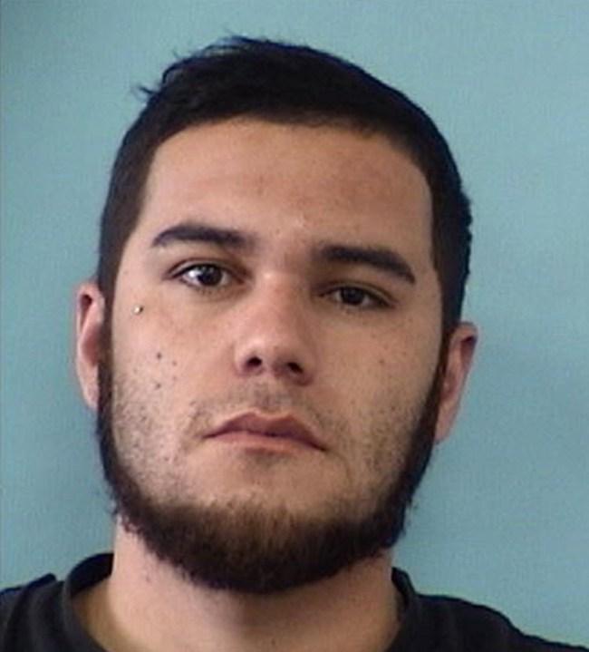 Greg L. Romero, accused