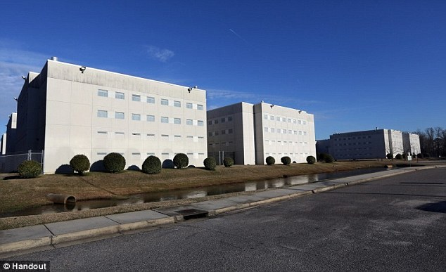 Hampton Roads regional jail, Virginia [handout]