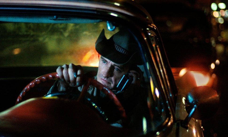 Dennis Hopper as Tom Ripley in The American Friend