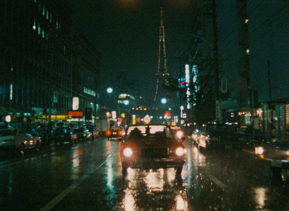 Tokyo-Ga, Wenders' 1985 documentary featuring Yasujiro Ozu.