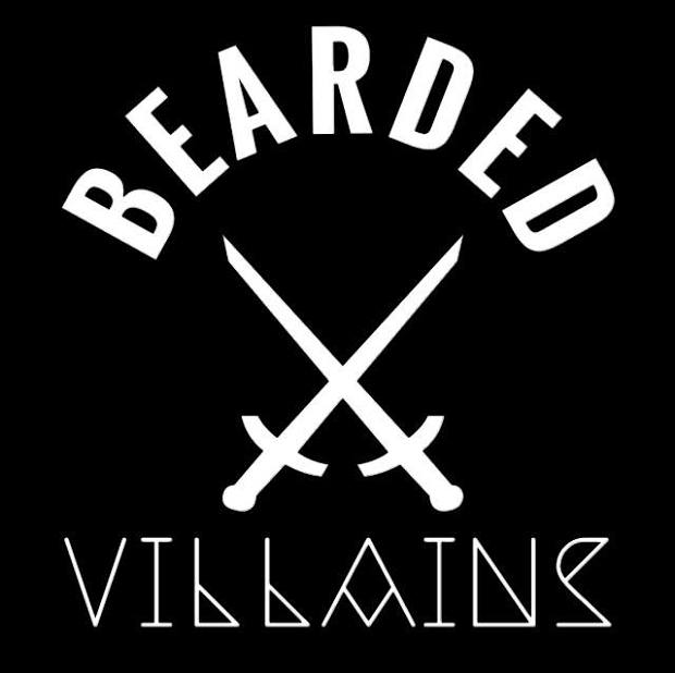 The group emblem for the beard society Swedish cops mistook for terrorists.