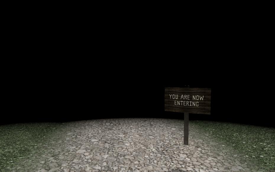 entering
