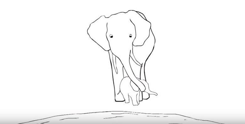 Second Elephant Image