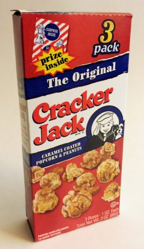 Cracker Jack Box FIXED