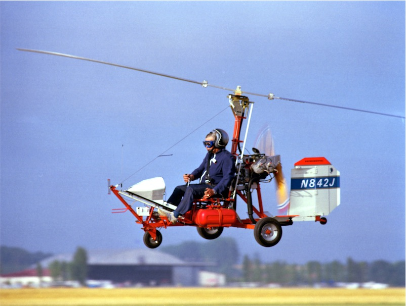 Build your own private gyrocopter / Boing Boing