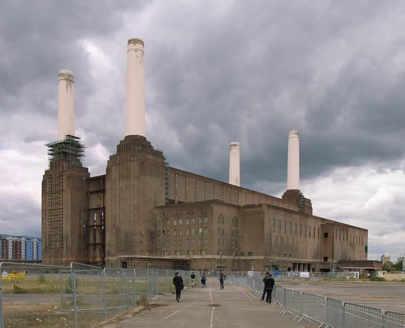 Image: Battersea in 2008 Wikipedia