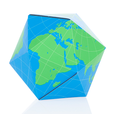 folding-globe