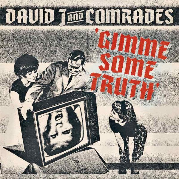 Gimme Some Truth Covered By David J Bauhaus Love And Rockets Boing Boing