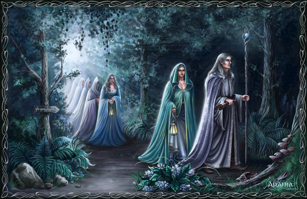 The colonialism behind fantasy's vaguely Irish Elves