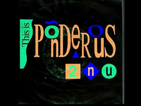 Listen: 1991's 'This Is Ponderous' by 2nu