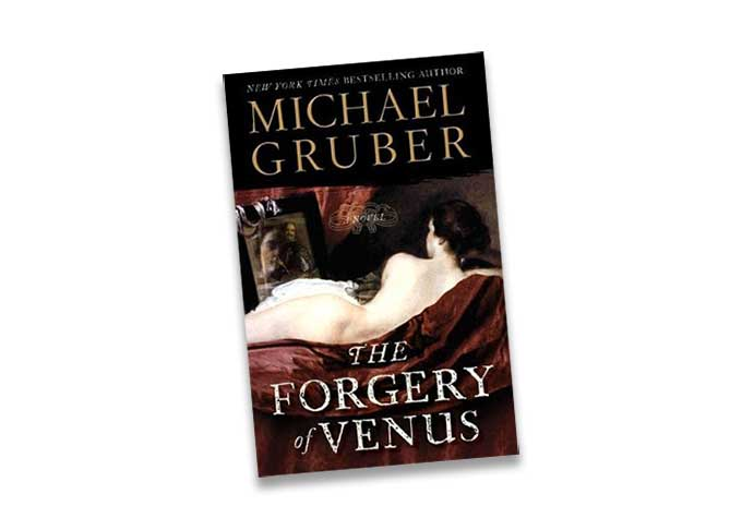 Recommended reading: The Forgery of Venus, by Michael Gruber