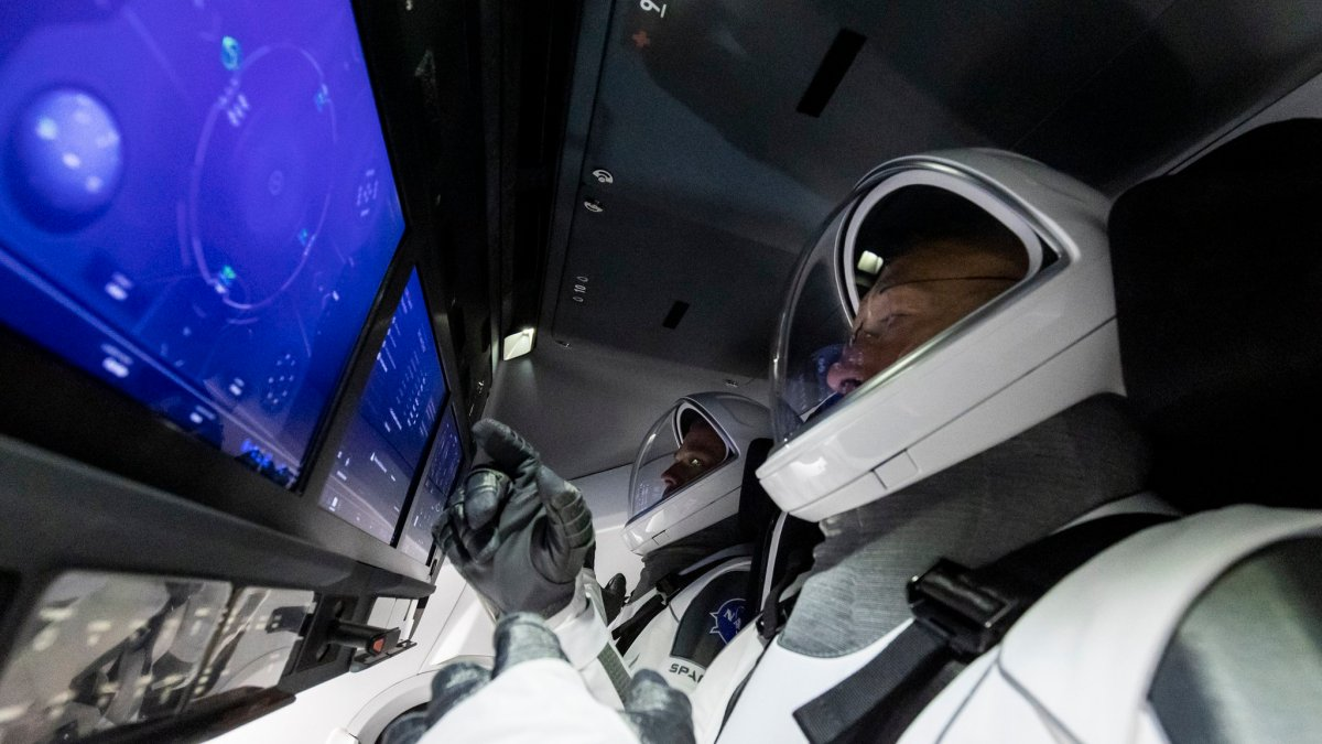 WATCH: Astronauts prepare for rare splashdown in SpaceX capsule, target is 7:34 p.m. EDT on Saturday, August 1 | Boing Boing