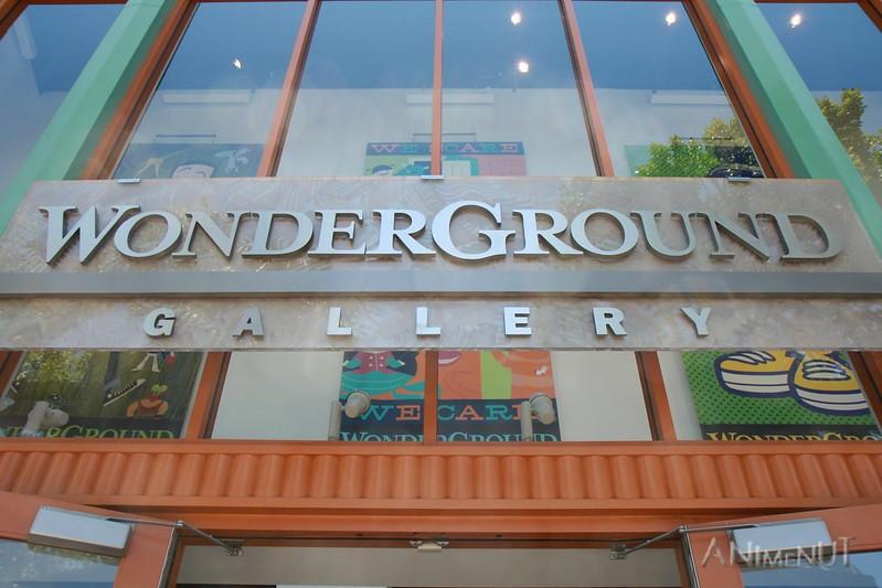 Downtown Disney's WonderGround Gallery shutters, Galaxy's Edge merch fills space