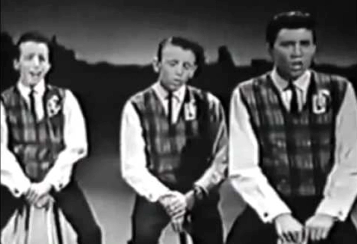 """Watch the teenage Bee Gees perform """"Blowin' in the Wind"""" in 1963"""