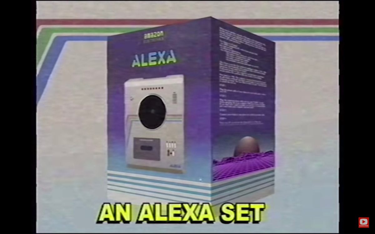 If Alexa (Amazon Echo) existed in 1988… | Boing Boing