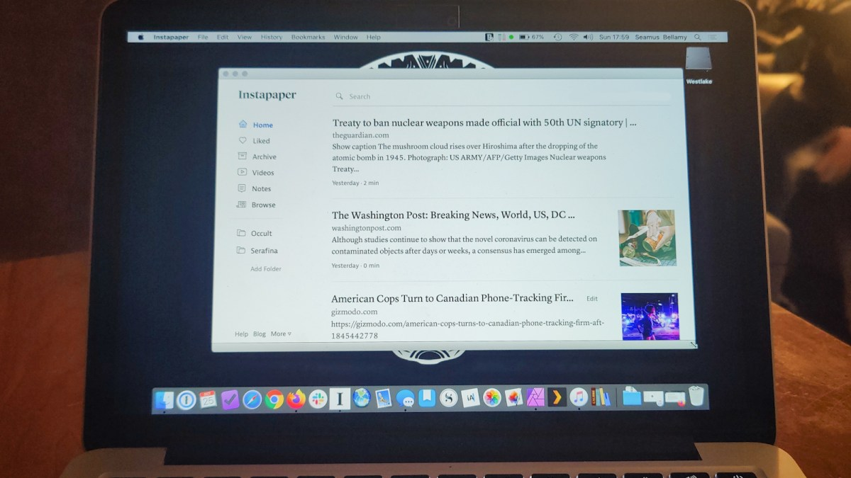 Mac users: turn any webpage into an app with Fluid | Boing Boing