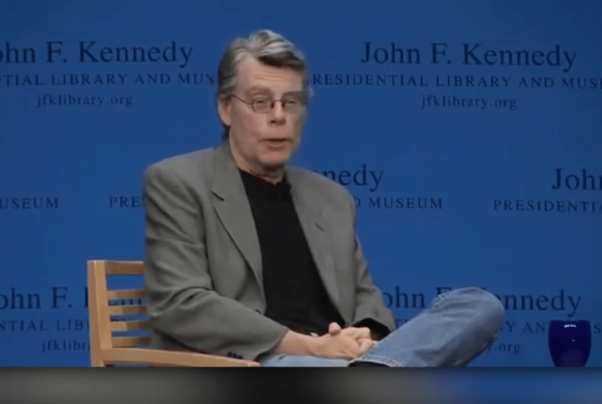 Stephen King on writing | Boing Boing