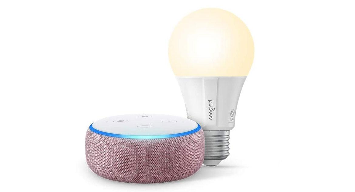 Good price on Echo Dot and smart bulb | Boing Boing