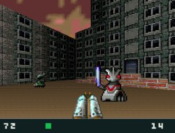 Screenshot of video game