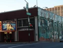 Mitchell Bros O' Farrell Theater building