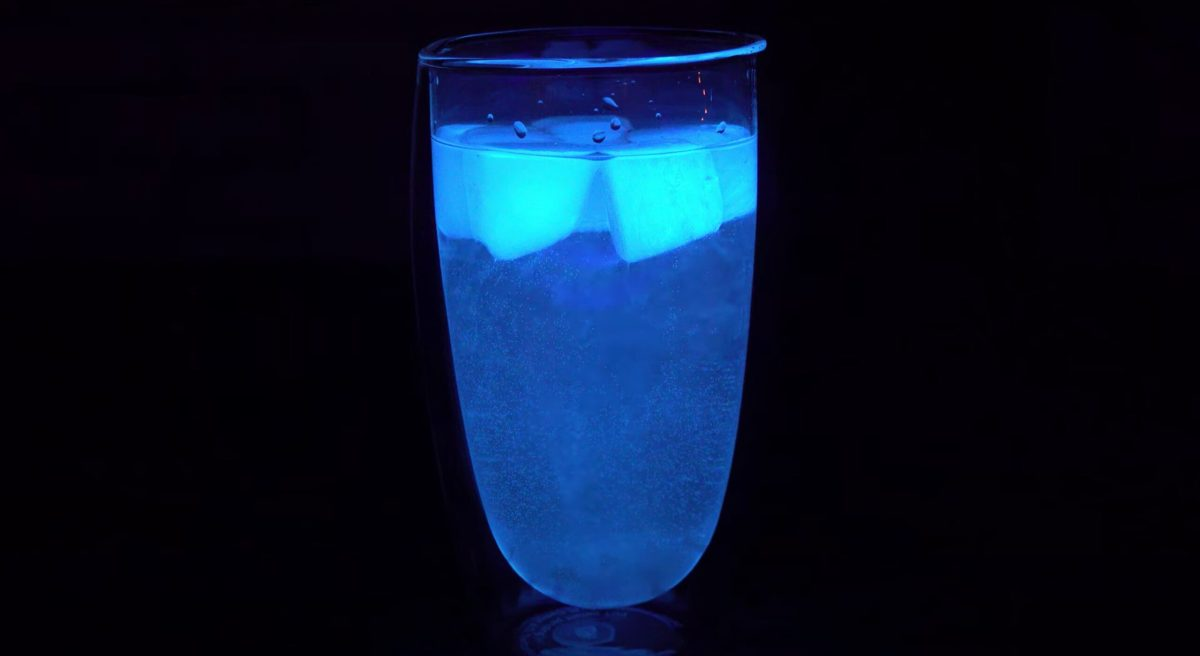 Tonic water is fluorescent | Boing Boing