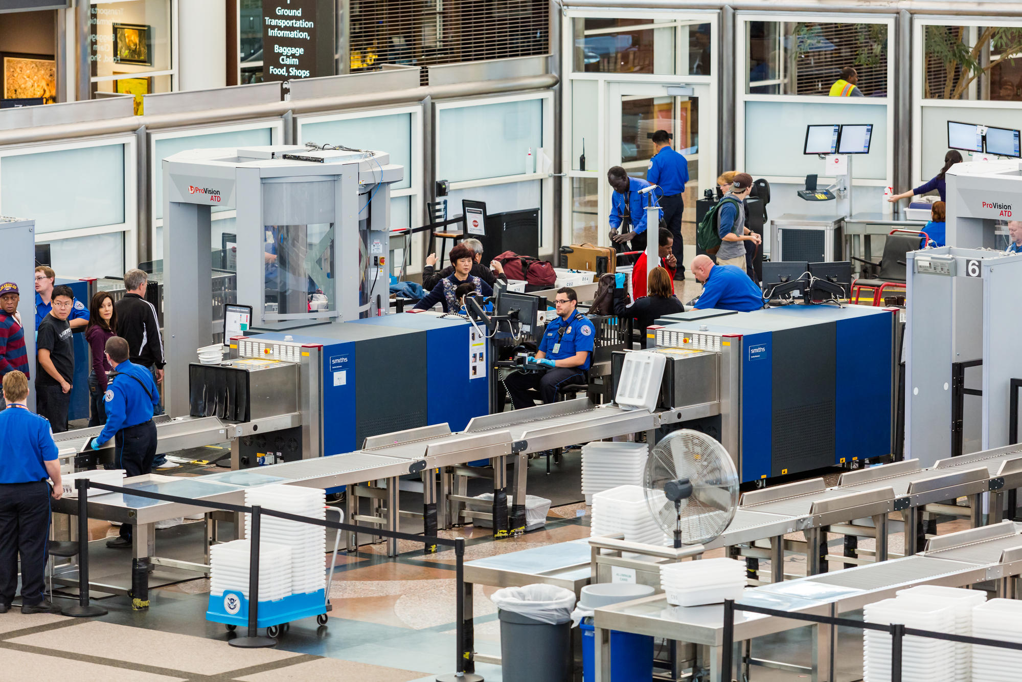 Court rejects TSA qualified immunity: Government genital massages can be video-recorded