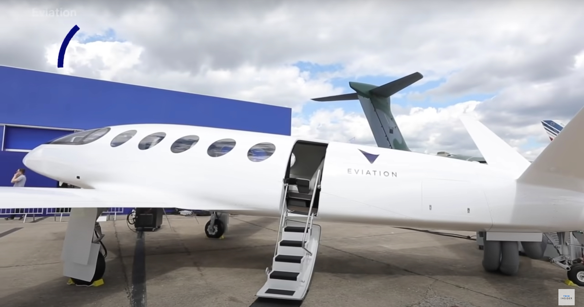 All-electric planes like this could change regional air travel   Boing Boing