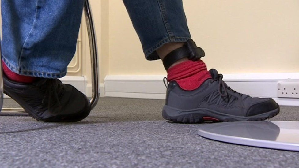 UK rollout for sweat-testing ankle bands to enforce alcohol bans | Boing Boing