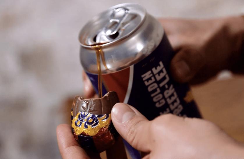 Goose Island's new Cadbury Egg flavored beer