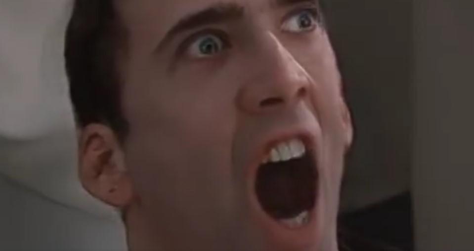 Nicolas Cage run through Deep Nostalgia | Boing Boing