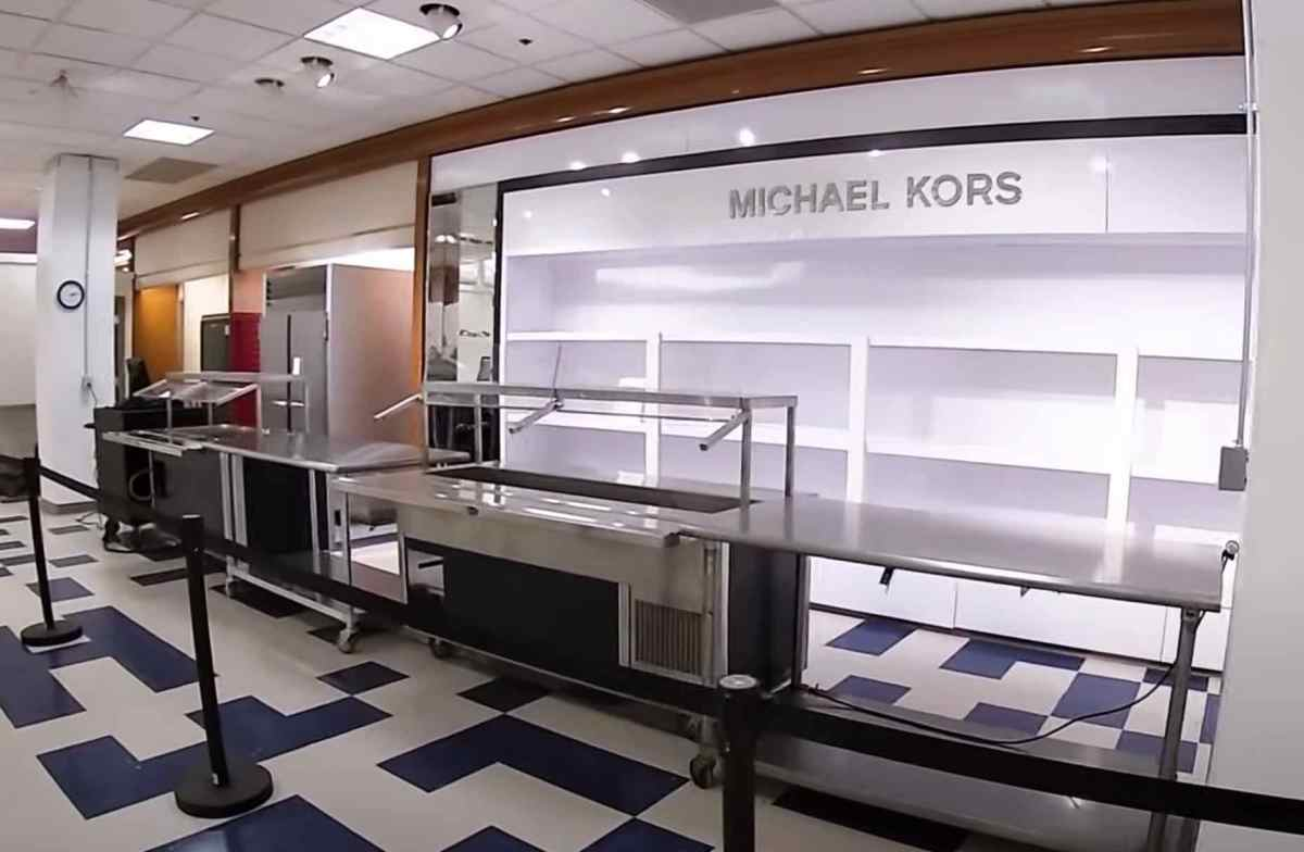 High school moved into empty Macy's department store | Boing Boing