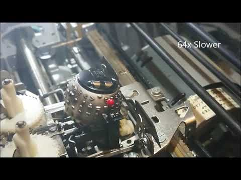 Saturday Slow Mo: The IBM Selectric | Boing Boing
