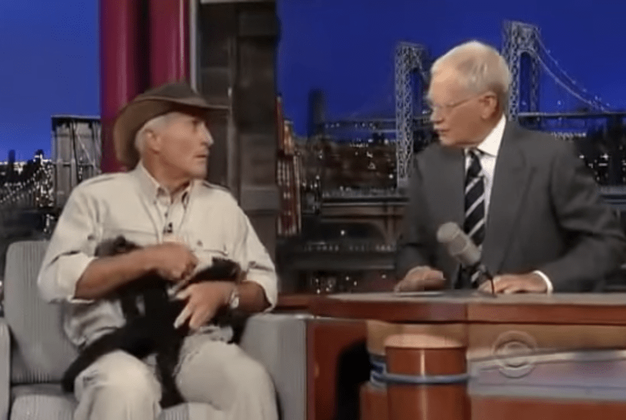 Celebrated zookeeper and Letterman guest Jack Hanna retiring due to dementia