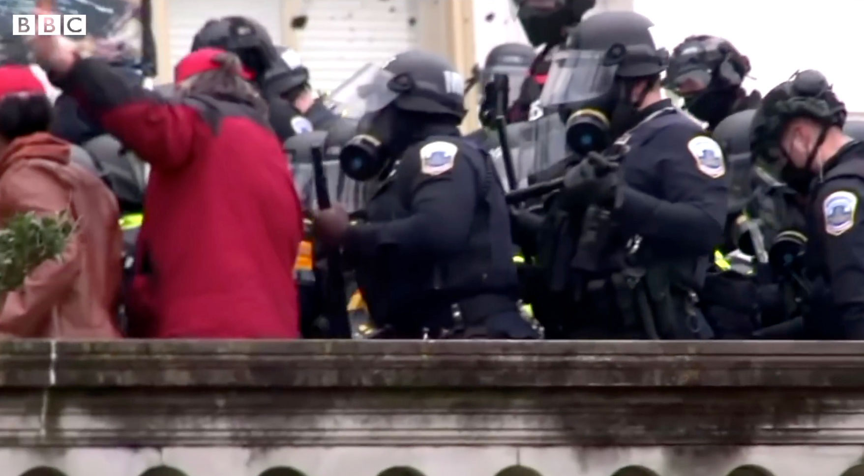 US Capitol Police officer directed field units to ignore pro-Trump rioters on Jan 6, reveals House...
