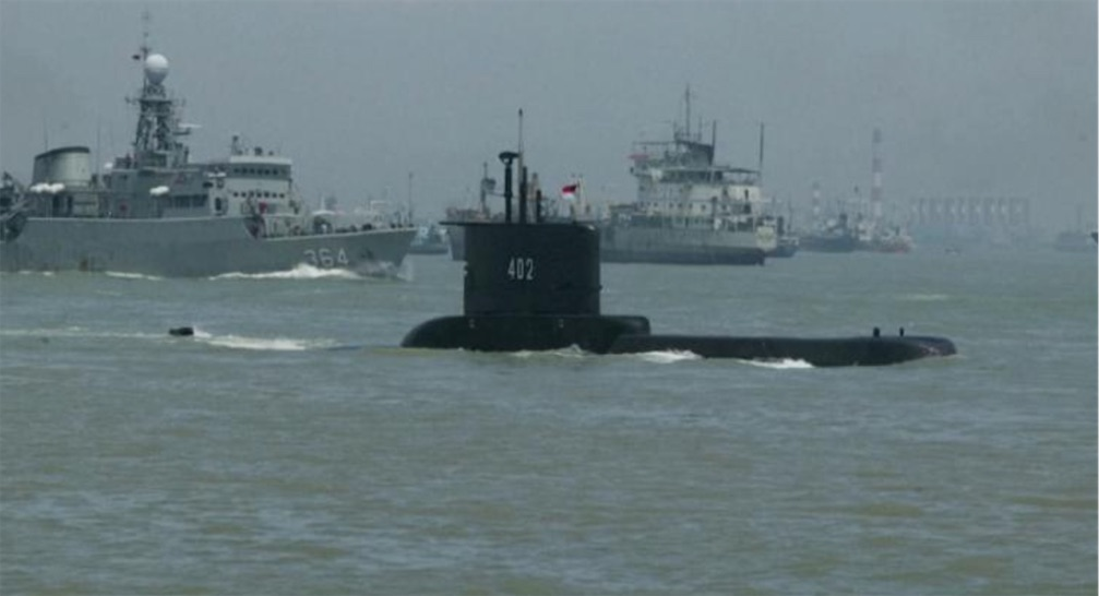 Submarine carrying 53 crew members and very limited oxygen submerged yesterday and hasn't been seen since
