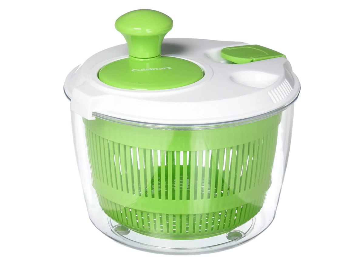 The Cuisinart Salad Spinner is fun! | Boing Boing