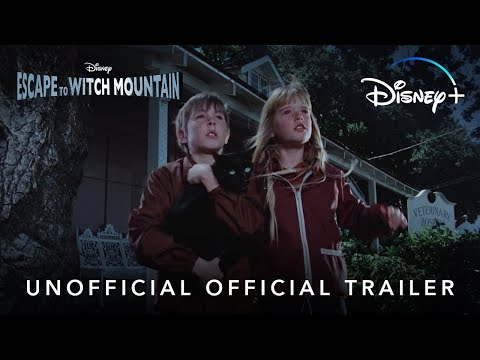 Updated trailer for 1974's 'Escape to Witch Mountain' | Boing Boing