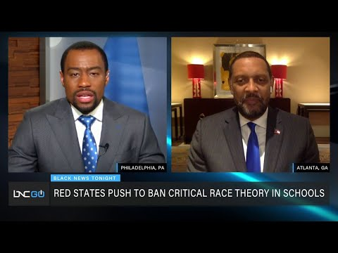 Marc Lamont Hill refuses Rep. Vernon Jones proposed ban on critical race theory | Boing Boing