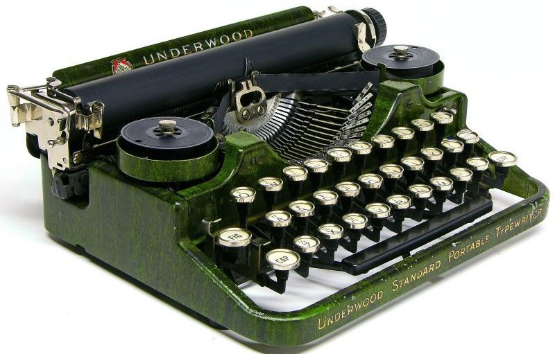 The best Typewriter blog   Boing Boing